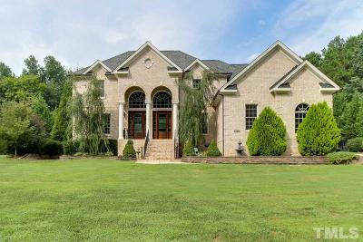 Raleigh Single Family Home For Sale: 6700 Rollingwood Drive