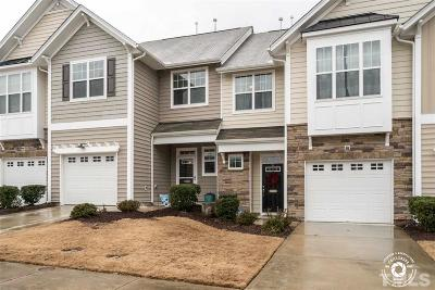 Morrisville Townhouse Contingent: 403 Stockton Gorge Road #148