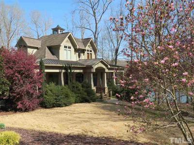 Franklinton Single Family Home For Sale: 176 Juniper Trail