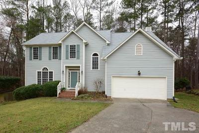 Durham Single Family Home For Sale: 5116 Wineberry Drive