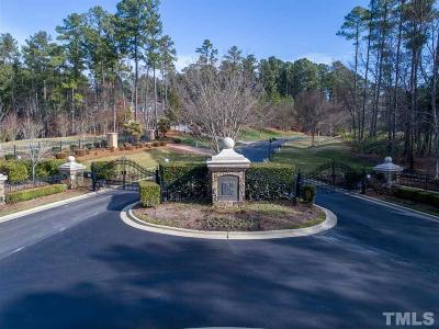 Chatham County Residential Lots & Land For Sale: 502 Royal Sunset Drive