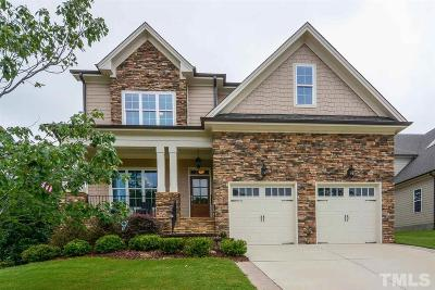 Raleigh Single Family Home Contingent: 11201 Oak Stone Court