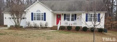 Clayton Single Family Home For Sale: 409 Black Forest Drive