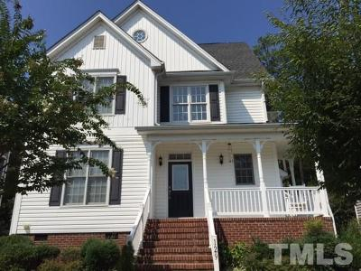 Morrisville Rental For Rent: 129 Fort Jackson Road
