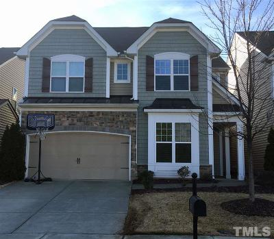 Morrisville Rental For Rent: 1117 Garden Square Lane