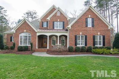Cary Single Family Home For Sale: 213 Devonhall Lane