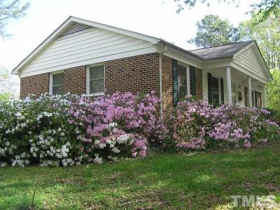 Raleigh Single Family Home For Sale: 800 Northclift Drive