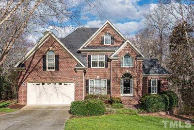 Crooked Creek, Crooked Creek At Meadowview Single Family Home Contingent: 5444 Greensflag Lane