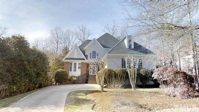 Durham Single Family Home For Sale: 3418 Fairway Lane