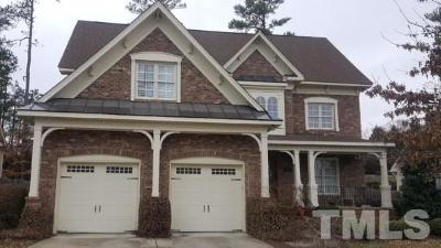 Wake Forest Single Family Home For Sale: 9925 San Remo Place