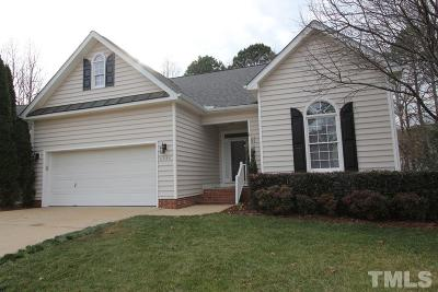 Raleigh Single Family Home For Sale: 6933 Lamarsh Court