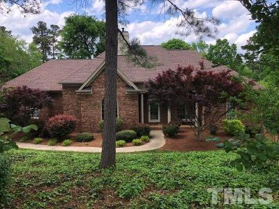 Johnston County Single Family Home For Sale: 300 Neuse Ridge Drive
