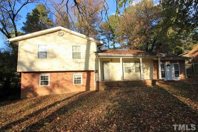 Single Family Home Contingent: 1222 Anne Street