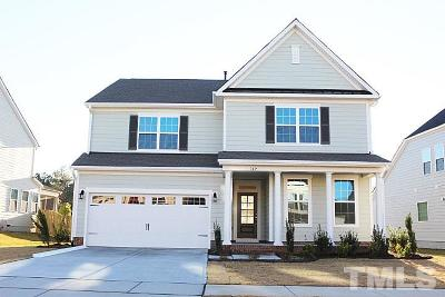 Holly Springs Rental For Rent: 149 Martingale Drive