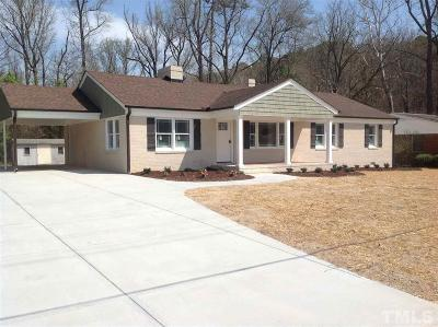 Louisburg Single Family Home For Sale: 125 Nc 56 Highway