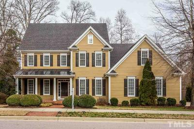 Cary Single Family Home For Sale: 117 Lantern Ridge Lane