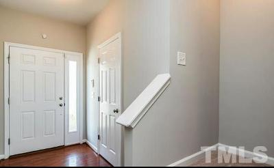 Raleigh Townhouse Pending: 1319 Stone Manor Drive