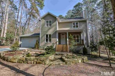 Chapel Hill Single Family Home For Sale: 1417 Indian Camp Road