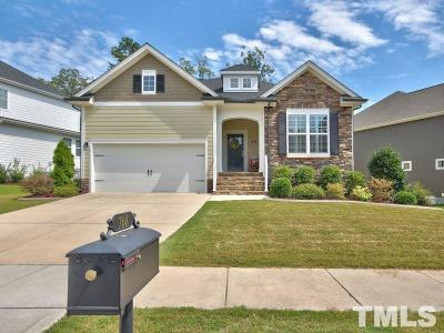 Holly Springs Rental For Rent: 768 Ancient Oaks Drive