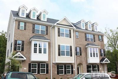 Holly Springs Rental For Rent: 6004 Kentworth Drive