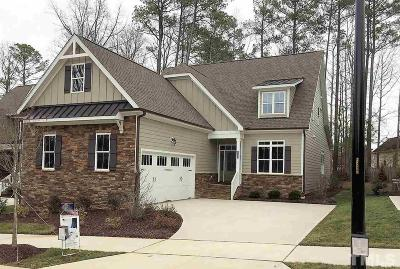 Raleigh Single Family Home For Sale: 2390 Goudy Drive