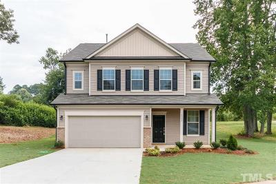 Durham Single Family Home For Sale: 607 Pearl Knoll Circle