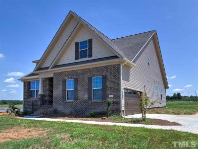 Mebane Single Family Home For Sale: 311 Brinkley Circle