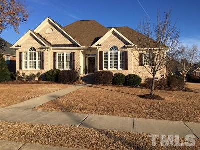 Fuquay Varina Single Family Home For Sale: 535 Sippihaw Oaks Drive