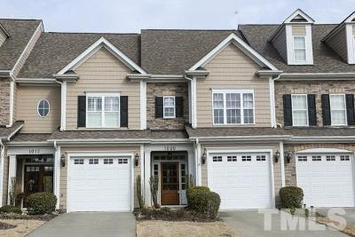 Morrisville Rental For Rent: 1008 Coreopsis Way