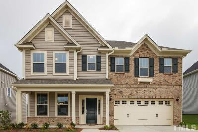 Knightdale Single Family Home For Sale: 4706 Broad Falls Lane #Lot 140