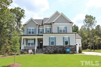 Wake Forest Single Family Home For Sale: 2808 Oxford Bluff Drive