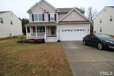 Wake County Single Family Home For Sale: 1048 Evening Shade Avenue