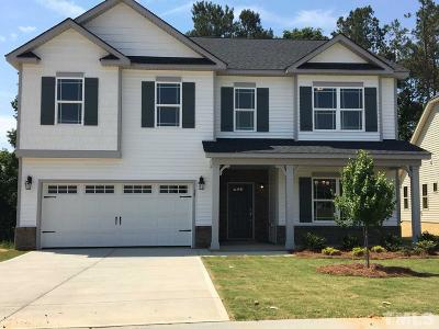 Garner Single Family Home For Sale: 15 Iroquois Court #86