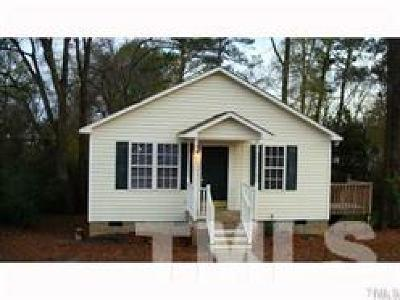 Wake County Rental For Rent: 208 N Franklin Street