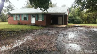 Wake County Rental For Rent: 705 Harris Road
