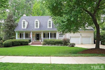 Raleigh Single Family Home For Sale: 6305 Godfrey Drive