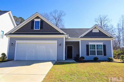 Johnston County Single Family Home For Sale: 156 Lakemont Drive