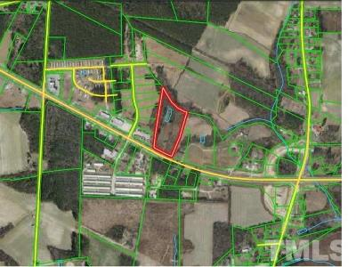 Johnston County Commercial Lots & Land For Sale: 3459 E Us 70