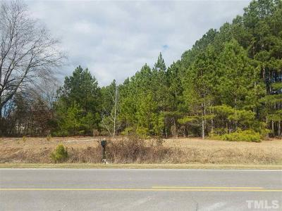 Johnston County Residential Lots & Land For Sale: 591 Evans Road