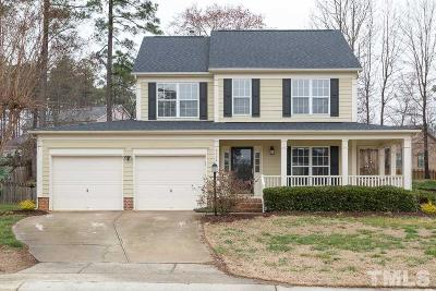 Wake County Single Family Home For Sale: 9324 Langwood Drive