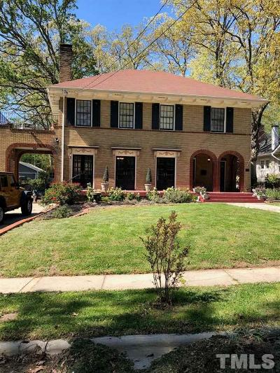 Sanford Single Family Home For Sale: 506 Summitt Drive North