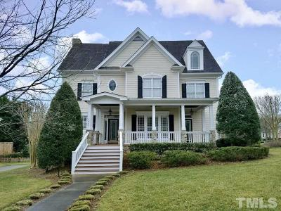 Raleigh Single Family Home For Sale: 1821 Kenwyck Manor Way