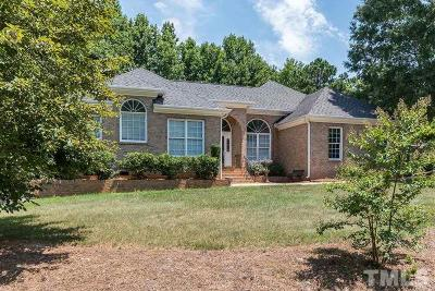 Wake Forest Single Family Home For Sale: 1116 Chilmark Avenue