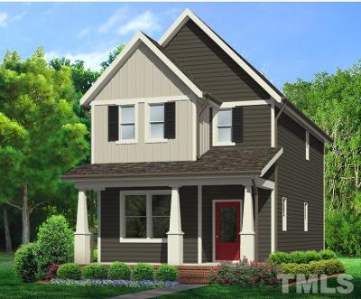 Chapel Hill Single Family Home Pending: 81 Hawk Point Road