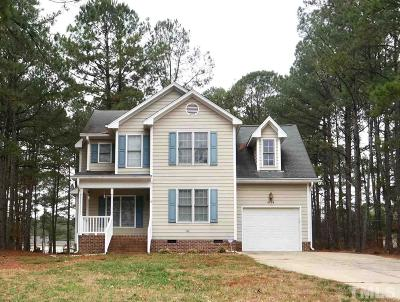 Wake County Rental For Rent: 6724 Oviedo Drive