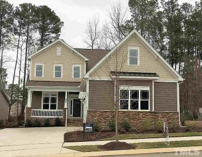 Raleigh Single Family Home For Sale: 2386 Goudy Drive