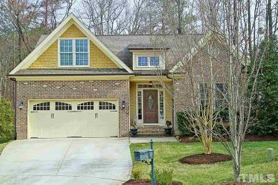 Pittsboro Single Family Home For Sale: 50 Buttonwood Court