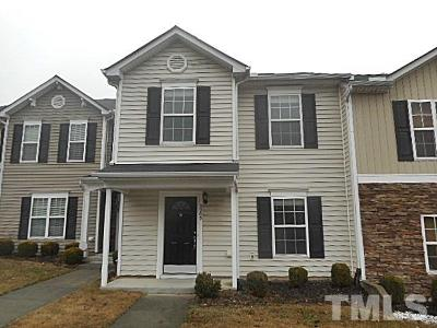 Durham Townhouse For Sale: 3205 Ivey Wood Lane
