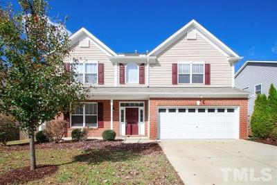 Wake County Rental For Rent: 2119 Braedenfield Lane