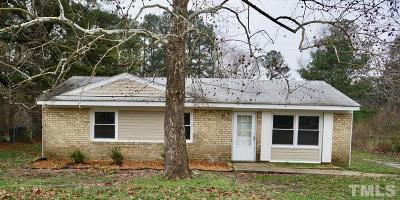 Wake County Rental For Rent: 400 Queen Guenevere Trail